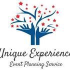Unique Experience Event planing and venue decorator services.