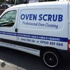 oven scrub