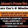 Johnsons Private Hire profile image