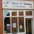 ck catering/ bake n butties logo