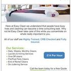 Easy Clean Cheshire
