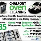 CHALFONT OVEN CLEANING logo