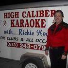 High Caliber DJ/Karaoke with Richie Hodge