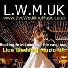 Live Wedding Music UK.
