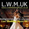 Live Wedding Music UK. profile image