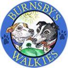 Burnsbys Walkies logo