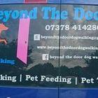 Beyond The Door Dog Walking