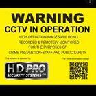 HD PRO Security Systems Ltd logo
