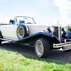 The Vintage Wedding Drive