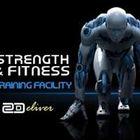 2D Strength & Fitness logo