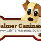 Calmer Canines logo