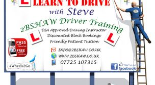 Photo by 2BSHAW Driver Training