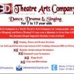 3D Theatre Arts Company  profile image.