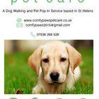 Comfy Paws Pet Care