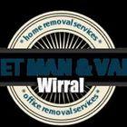 Man with Van Wirral