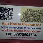 aaa house  clearances