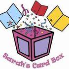 Sarah's Card Box