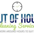 Out of Hour Cleaning Services logo