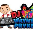 DJ Wayne Pryke