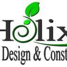 Helix garden design and construction