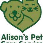 Alison's Pet Care Service