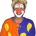 Brillo the clown