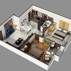 Maximus 3D Floor Plan Design