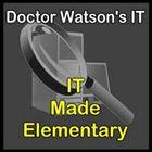 Doctor Watson's IT