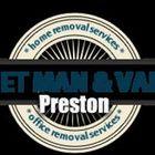 Man and Van Preston