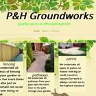 P&h groundworks