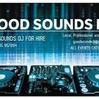 GOOD SOUNDS DJ HIRE