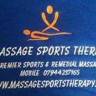 massage sports therapy