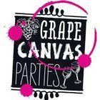 Grape Canvas Parties | Traveling Paint Parties