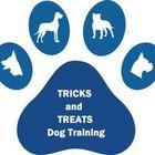 Tricks and Treats Dog Training logo