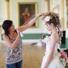 Bath Bridal Hair