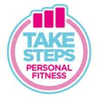Take Steps Personal Fitness logo