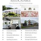Relocatable Ltd - Event Structures and Semi Permanent Buildings