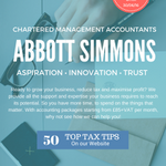 Abbott Simmons  profile image.