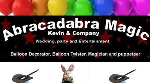 Photo by Abracadabra Magic  - keviin and Company
