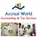 Accrual World Accounting & Tax Services  profile image.