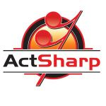 Act Sharp Entertainment profile image.