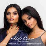 Adele Coxon Makeup Artist profile image.