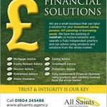 All Saints Financial LLP profile image.