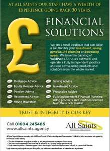 Photo by All Saints Financial LLP