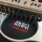 Anagi Embroidery profile image.