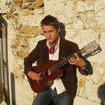 Andrew Clegg Spanish Classical Guitarist profile image.