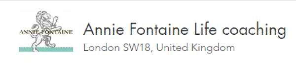 Annie Fontaine Life Coaching profile image.