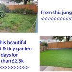 Artificial Grass UK / Wirral Flagging/ Composite Decking profile image.