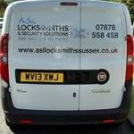 ASL Locksmiths & Security Solutions  profile image.
