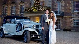 Photo by Bespoked Wedding Cars